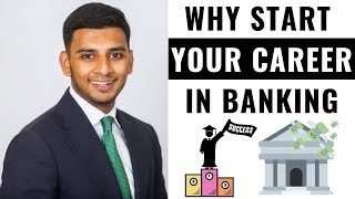 Here's Why You Should Start Your Career in Banking & Finance (MUST Watch for Students & Graduates!)