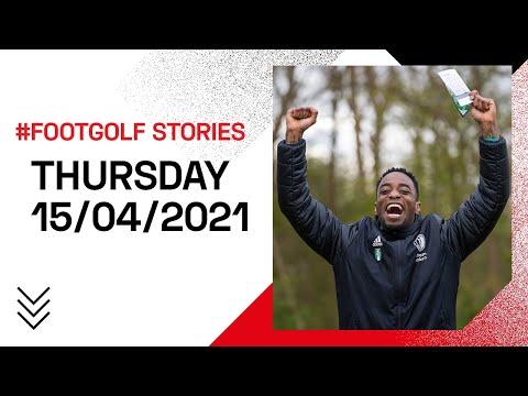 #FOOTGOLF STORIES ⛳