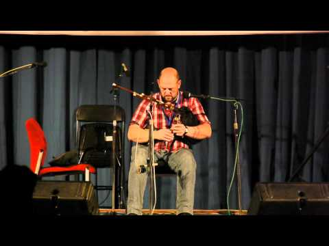 Gary West - Pipers' Gathering 2011
