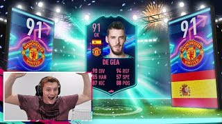 EPIC FIFA 19 ONES TO WATCH PACK OPENING!!! INSANE WALKOUT PACKED!!!