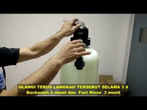 Manual Pemasangan Filter Air - Tabung FRP 1054