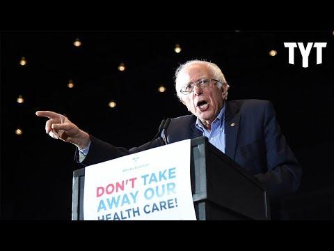 Bernie Sanders Making Moves For A 2020 Run?