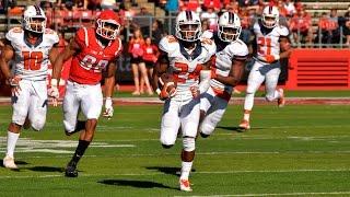 Illinois Football Highlights at Rutgers 10/15/16