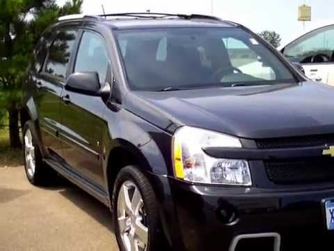 2008 Chevrolet Equinox Sport Youtube