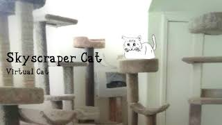【VCDR-0004】Virtual Cat / Skyscraper Cat