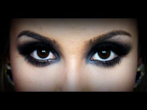 Maquiagem Inspirada Na Demi Lovato  Clipe Heart Attack