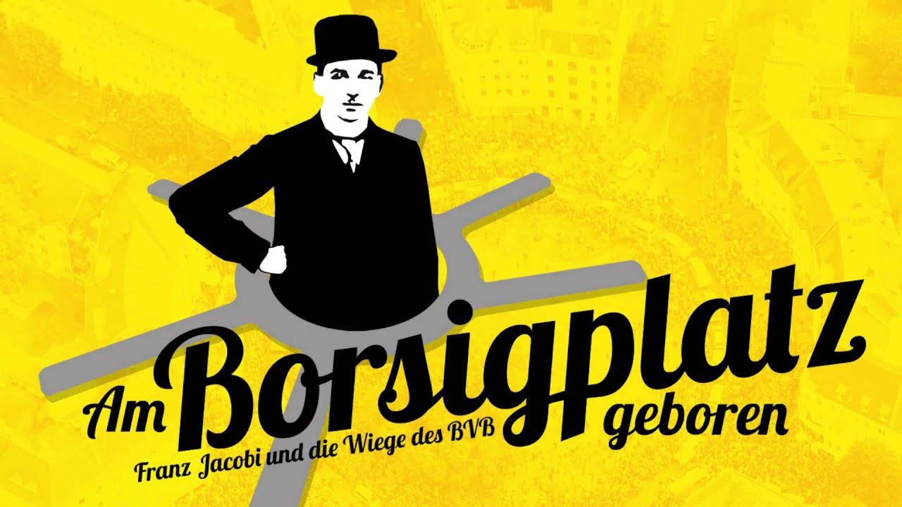 Franz Jacobi sagt Danke für über 120 000€  Gründer Borussia Dortmund BVB 09