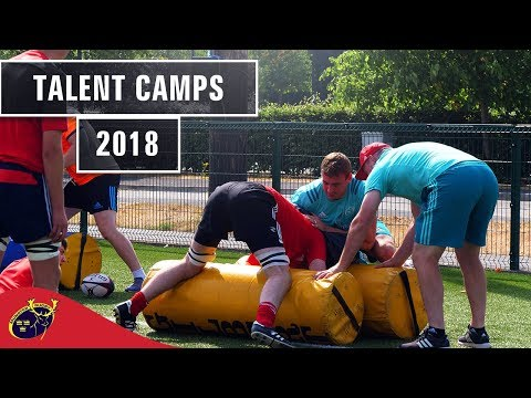 Bank of Ireland Talent Camps 2018