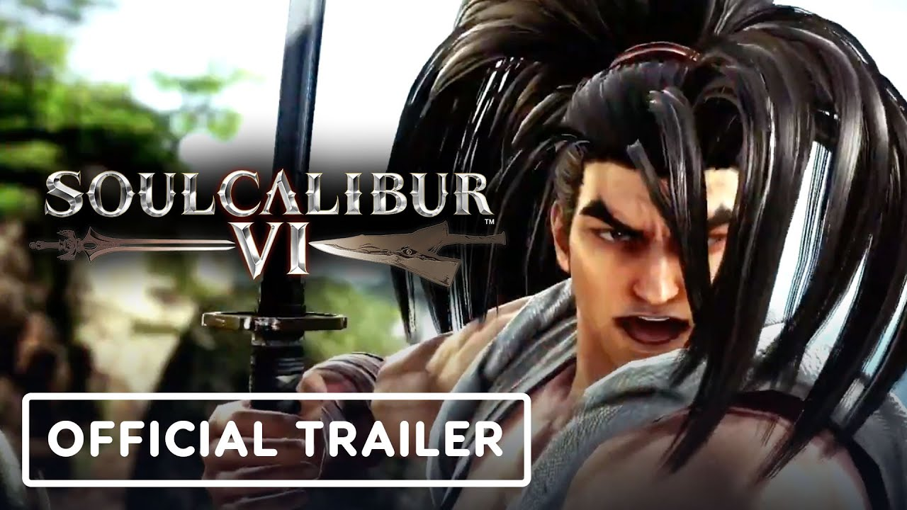 SoulCalibur VI - Official Haohmaru Gameplay Trailer