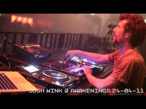 Josh Wink @ Awakenings Easter Anniversary 24-04-11 Gashouder Amsterdam