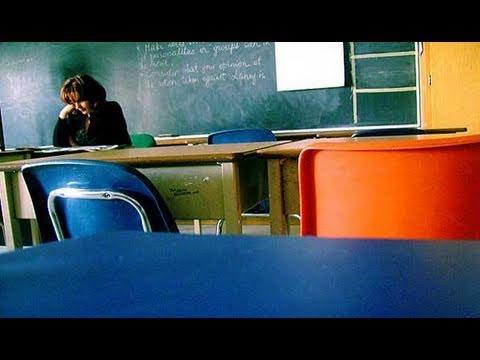 Учителя не хотят работать в школах