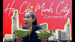 Ho Chi Minh City in a minute