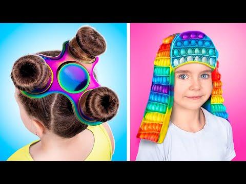 15 милых причёсок за пару минут! Смешные ситуации в салоне красоты