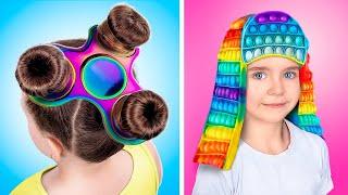 15 милых причёсок за пару минут Смешные ситуации в салоне красоты