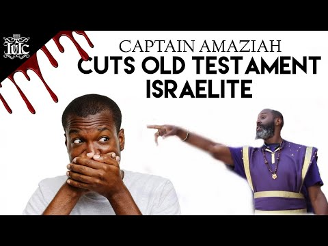 The Israelites: Old Testament Brother Gets Chopped N' Screwed By The Old Testament!!!!