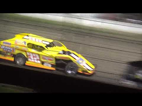Mid Summer Madness Modified feature West Liberty Raceway 8/11/18