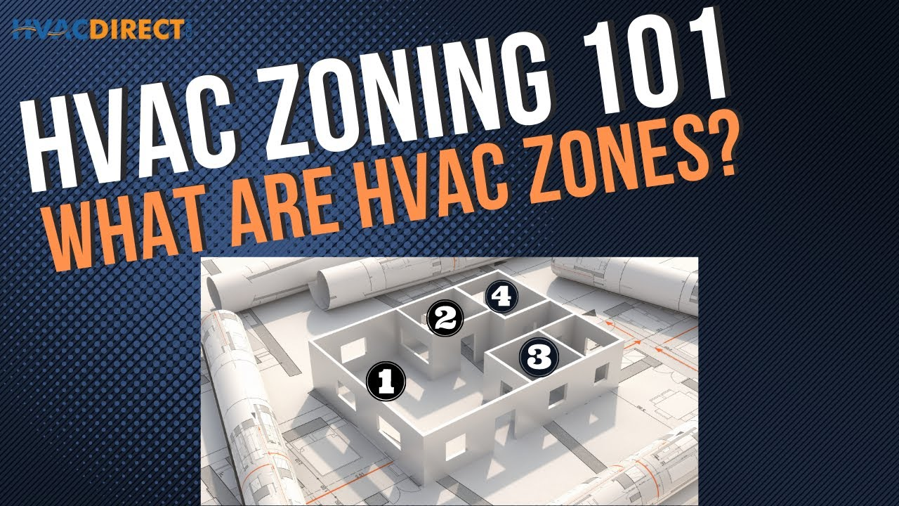 What Are Hvac Zones  U0026 Zoning Systems