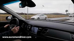 New 2018 KIA Niro Hybrid Electric Car Test Drive Review With EuromanDriver