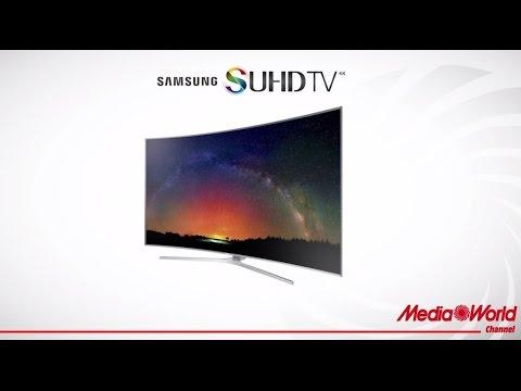 Samsung SUHD, cosa rende super questa gamma di TV - YouTube
