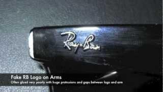 Ray-Ban Fake Wayfarer Detailed Pictures - RB 2140