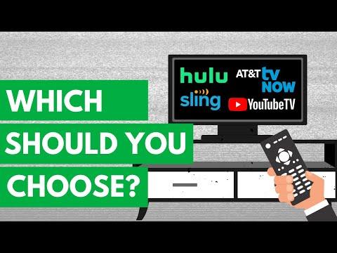 Best Streaming TV Service In 2020: YouTube TV Vs. Hulu Live Vs. Sling TV Vs. AT&T TV Now
