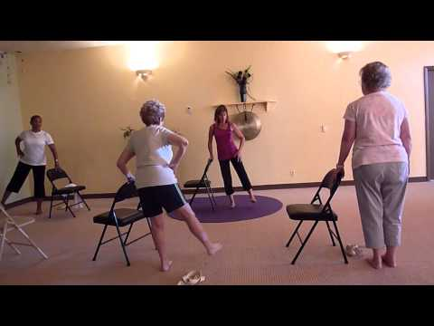 How to Keep Seniors from Falls: Strengthen Hips Muscles!