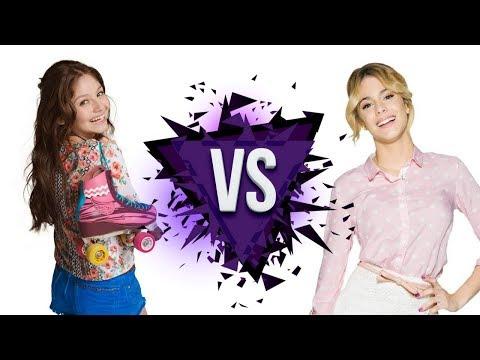 Soy Luna vs Violetta | Part 6 | Abracachasyde