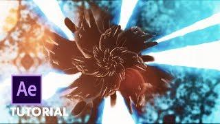Berauschendes Kaleidoskop-Effekt - After Effects Tutorial (CC Kaleida)
