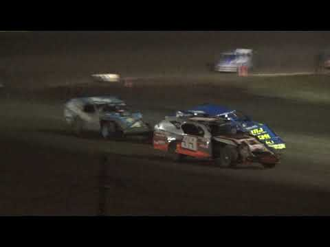 2019 Farmer City UMP Modified Feature 1 Highlights April 5 2019