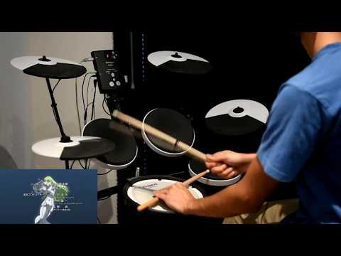 Code Geass: Hangyaku no Lelouch OP 【COLORS】 FLOW  Drum