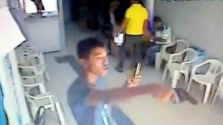 Bandido filma assalto e ainda qualidade de celular de vítima