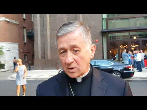 Cardinal Cupich on Father James Martin  invitation