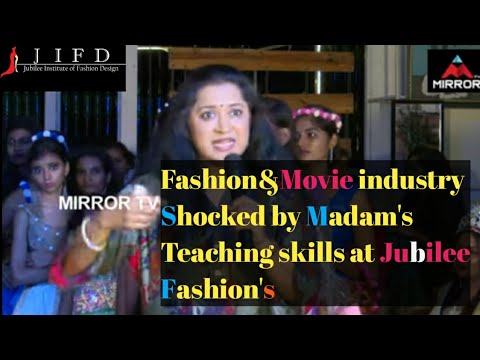 Jubilee Institute Of Fashion Design Jubilee Forema Jifd Nift Fashion Shows In Hyderabad Jubilee Youtube