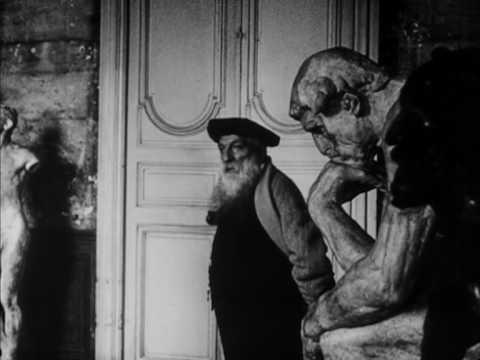 Guitry, Portrait de Rodin