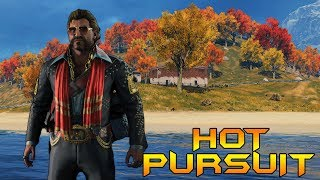 HOT PURSUIT Is Back // 969 WINS // Blackout // PS4 Gameplay // Savage