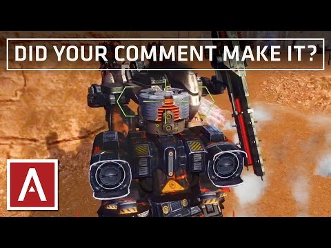 War Robots [WR] - Funny Moments and Viewers Comments Montage!