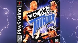 WCW/nWo Thunder Finishers