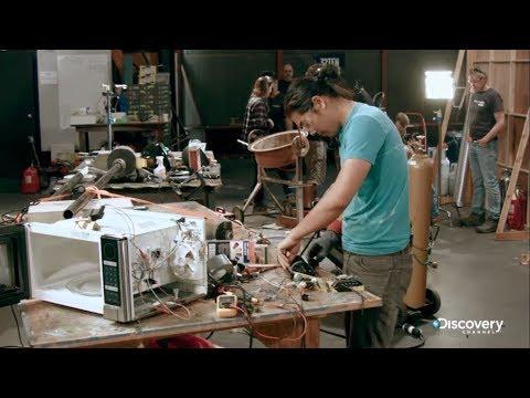 Компьютер из микроволновки - Разрушители легенд: кастинг