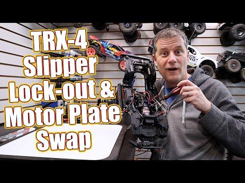 Transmission Options - Traxxas TRX-4 Sport Full Upgrade Project Truck Part 3 | RC Driver