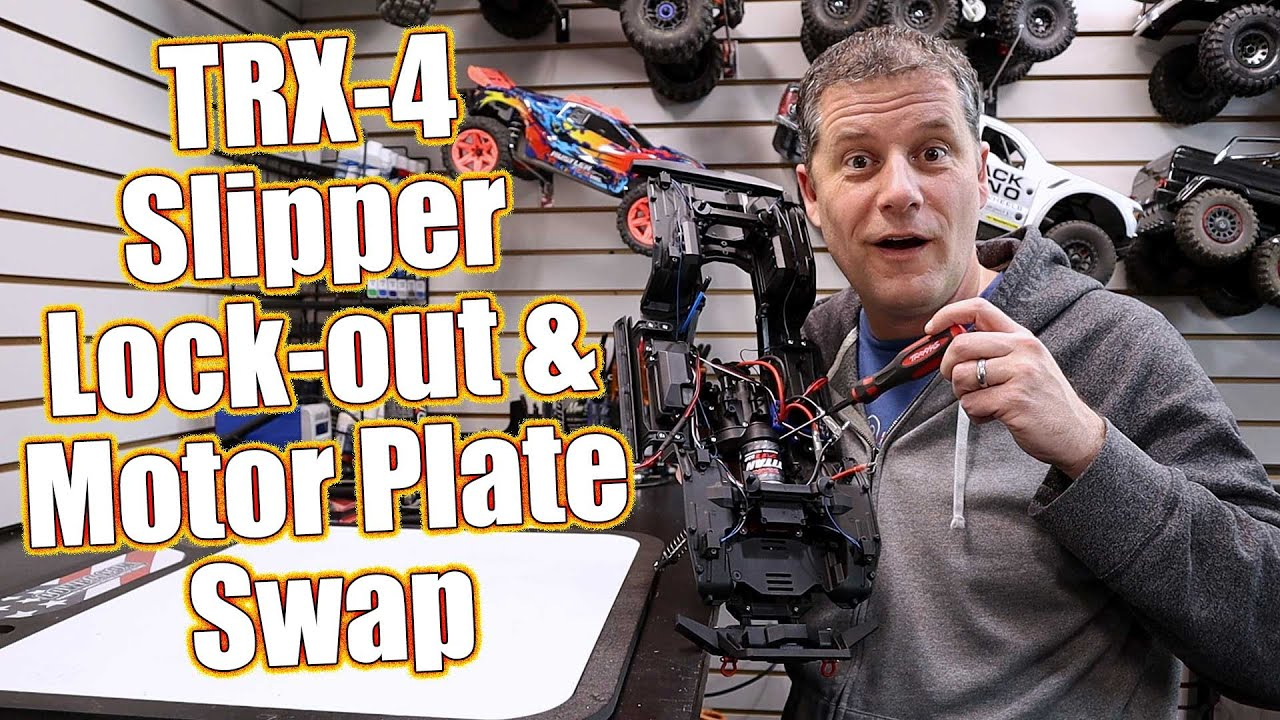 Transmission Options - Traxxas TRX-4 Sport Full Upgrade Project Truck Part 3 | RC Driver MyTub.uz