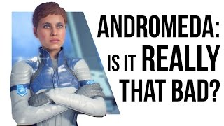 Mass Effect Andromeda - What's behind those cold, dead eyes?