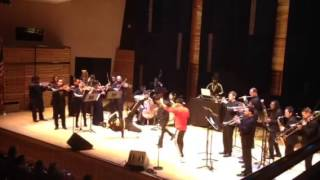 Download Hip-Hop Orchestra at Carnegie Hall - B Boy Battle + Apache MP3 song and Music Video
