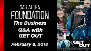 The Business: Q&A with GET OUT