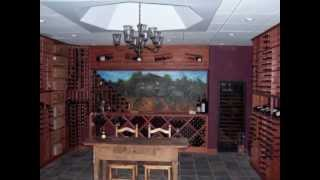 Building Your New Wine Cellar