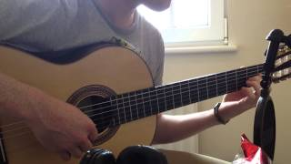 Adventure Time Ending Theme Song - The Island Song - Guitar Cover by Callum McGaw