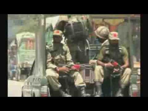 Refugees flee taliban battle in Swat Valley Pakistan  part 2