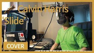 [쩌라동] 이 노래 은근 중독성 있네:) Calvin Harris(캘빈해리스) - Slide(슬라이드) cover