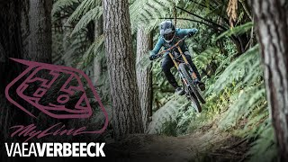 MyLine Stories: Mountain Biker, Vaea Verbeeck