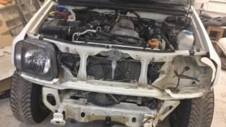 Ремонт Suzuki Jimny. Часть 1