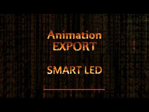 Jinx! Animation Export to WS2812, WS2811